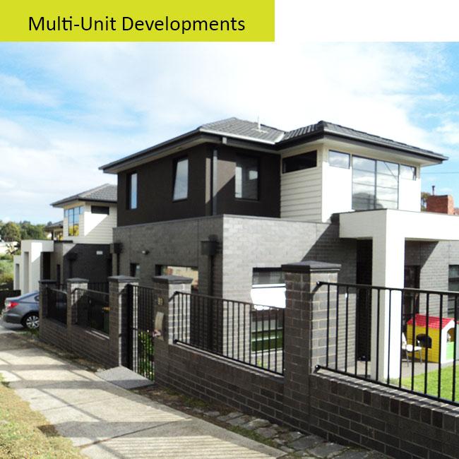 Multi-Unit-Developments